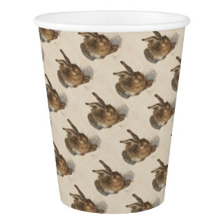 The Young Hare Paper Cup
