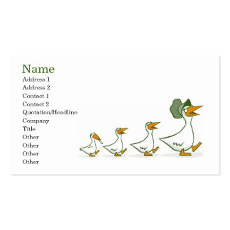 The Youngest Ones Are Always The Troublemakers Pack Of Standard Business Cards