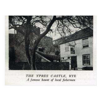 The Ypres Castle, Rye Postcard