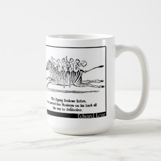 The Zigzag Zealous Zebra Coffee Mug