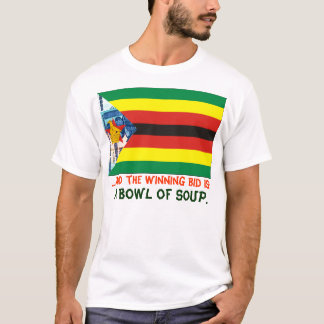 The Zimbabwe Auction T-Shirt