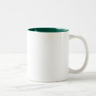 The Zinnia leftie mug