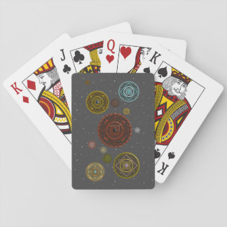 The Zodiac Classic Playing Cards