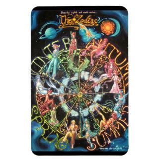 The Zodiac Magnet