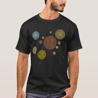The Zodiac Men's Dark T-Shirt