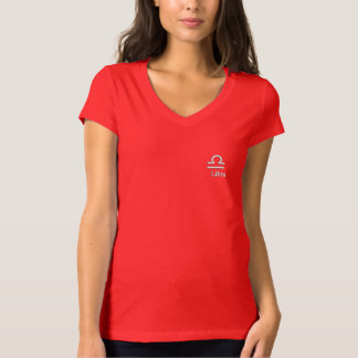 The zodiac sign Libra T-Shirt
