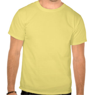 The Zombie! Black & Yellow T-shirt