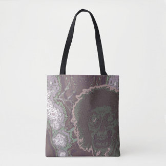 The Zombie Green Tote Bag
