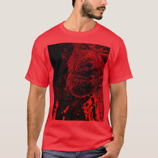 The Zombie -Red 1 T-Shirt