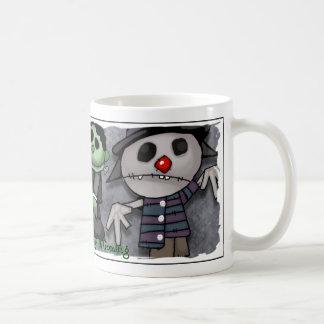 The zombies are coming coffee mug