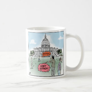 The Zombies in Congress Coffee Mug