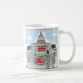 The Zombies in Congress Coffee Mug