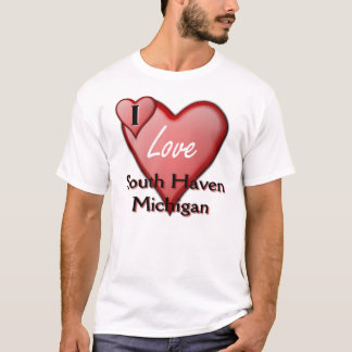 The Zone - South Haven, Michigan T-Shirt