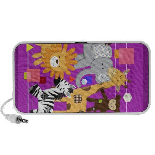 The Zoo. iPod Speaker