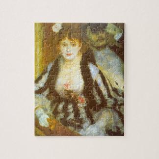 Theater Box by Pierre Renoir, Vitnage Fine Art Jigsaw Puzzle