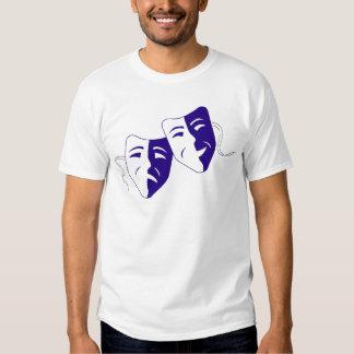 Theater Masks T-shirts