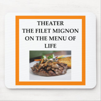 THEATER MOUSE PAD