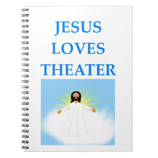 THEATER NOTE BOOKS