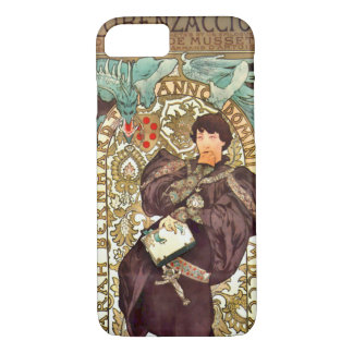 Theater Playbill 1896 iPhone 7 Case
