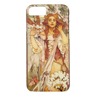 Theater Playbill 1909 iPhone 7 Case