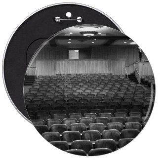 Theater Seating Black White Photo Pins