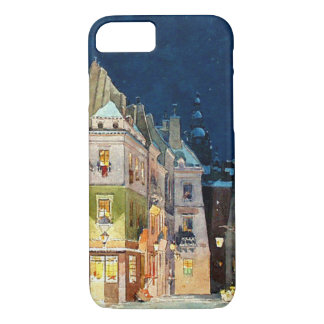 Theater Stage Set Design 1893 iPhone 7 Case