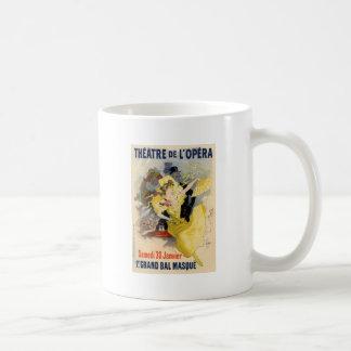 Theatre de l'Opera Coffee Mug