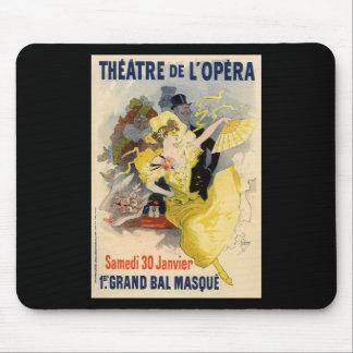 Theatre de l'Opera Mouse Pad