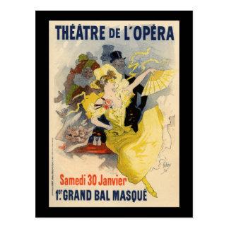 Theatre de l'Opera Postcard