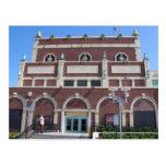 Théâtre de Paramount de parc d'Asbury Cartes Postales