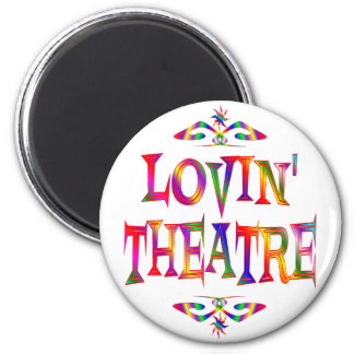 Theatre Lover Magnet