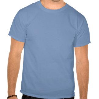 Theatre Mask Imagination Blue T-shirt