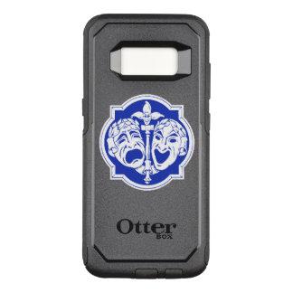 Theatre Masks 2 OtterBox Commuter Samsung Galaxy S8 Case