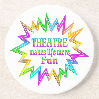 Theatre More Fun Coaster