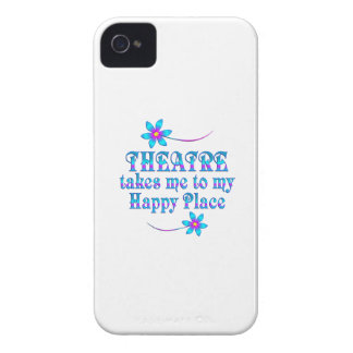 Theatre My Happy Place iPhone 4 Case-Mate Case