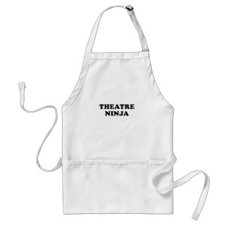 Theatre Ninja Standard Apron
