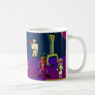 Theatre of the Absurdly Oblivious Mug