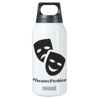 Theatre Problems Insulated Water Bottle