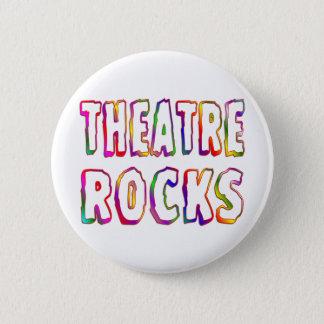 Theatre Rocks 2 Inch Round Button