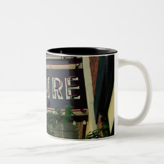 Theatre Two-Tone Coffee Mug