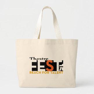 TheatreFEST Store Jumbo Tote Bag