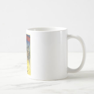 Theatrophone Classic White Coffee Mug