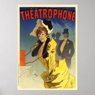 Theatrophone Posters