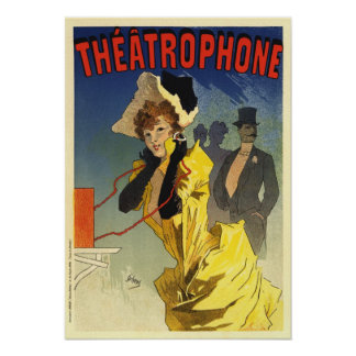 Theatrophone Print