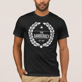TheDanocracy Black Caesar Logo Tee - UNISEX
