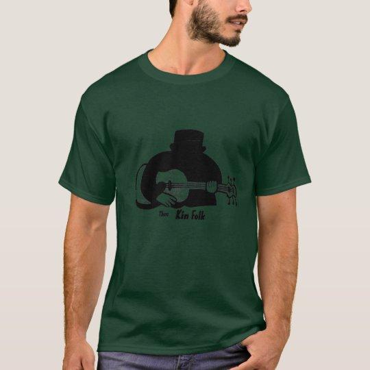 THEE KIN FOLK BAND T-Shirt