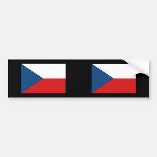 theech Republic , Czech Bumper Sticker