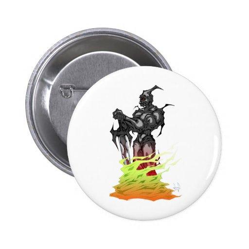 theEdge 2 Inch Round Button