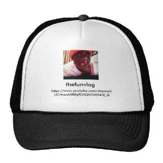 Thefunvlog trucker hat