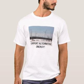 TheFuture, SUPPORT ALTERNATIVE ENERGY!! T-Shirt